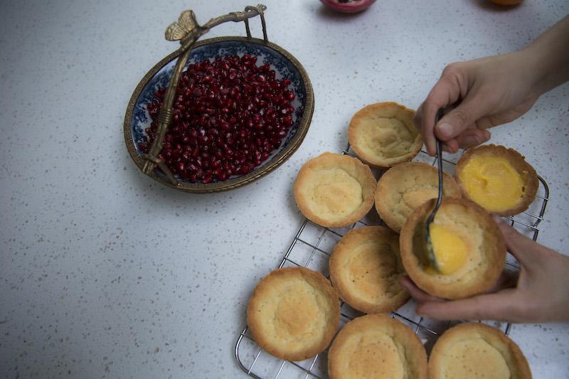 pomegranate tart2